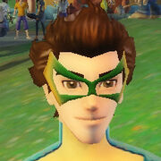 Extraordinary mask