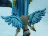 Pixel Pixie Wings
