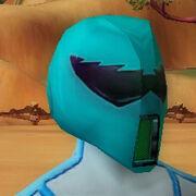 Diabolical helmet