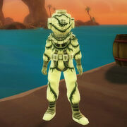 Ghost diver outfit a