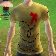 Treasuremaptshirt