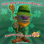 Whats new luckychance ad
