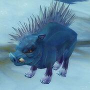 Snow hog