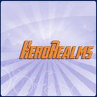 Herorealmslogoconcept