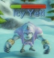 Icy Yeti