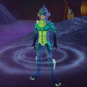 The creature outfit