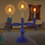 Fancy candelabra