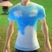 Partlycloudytshirt