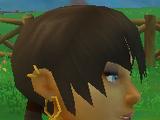 Matching Full Hoop Earrings