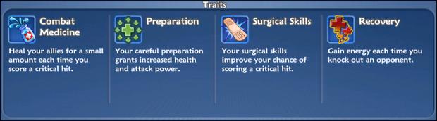 Medictraits