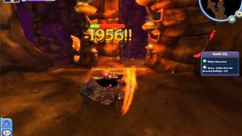 Free Realms Erosion - Medic Gameplay - Tavern Cellar!