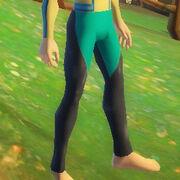 Vile spandex leggings