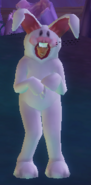 Big bunny suit
