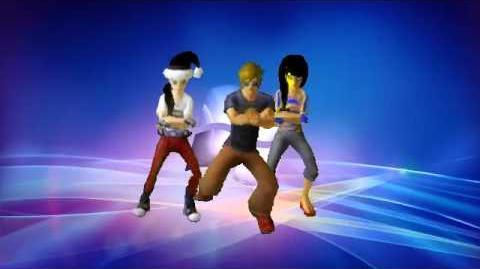 Free Realms - Gangnam Style