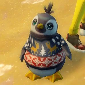 Tacky Sweater Penguin   FreeRealms Wiki   FANDOM powered by