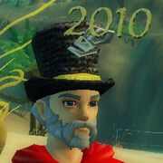 2010 party hat