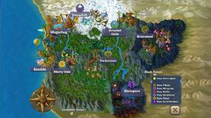 Map world-0