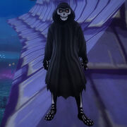 Grim reaper outfit