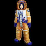 1m astronaut suit square