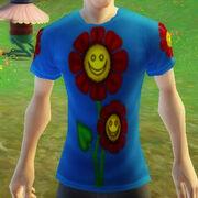 Friendlyflowerstshirt