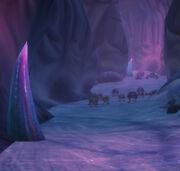 Frostfang Caverns int