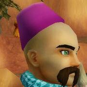 Desert traveler fez