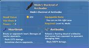 Medic's Shockrod of Antibodies item