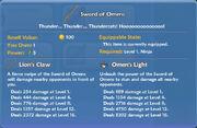 Sword of Omens item