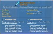 New School Rainbow Coil Cutter item