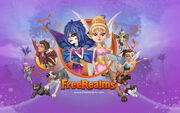 Free Realms Queens