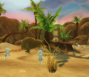 Oasis of Peril int