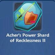 Archers power reck ii