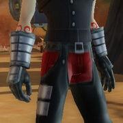 Freewheeler biker gloves