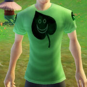 Laughingleaftshirt