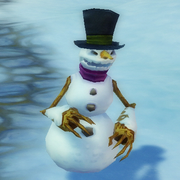 Snowman (pet-pal)