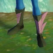 Malevolent boots