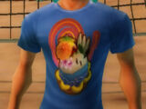 Seaside Birthday T-Shirt