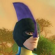 Malevolent mask