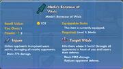 Medic's Bonesaw of Vitals item