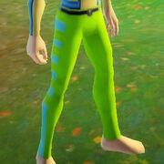 Vicious spandex leggings