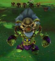 Bone shaman troll