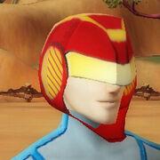 Courageous helmet