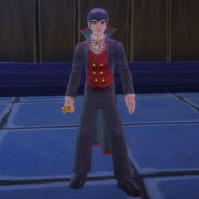 Vampire count outfit