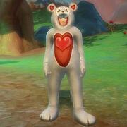 Teddy bear costume3