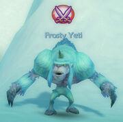 Frosty Yeti