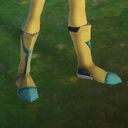 Stupendous boots