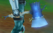 Spunky scrapper hammer