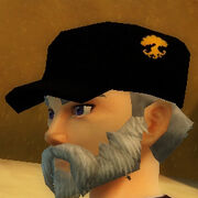 Exclusive beta testers cap