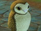 Legend of the Guardians Stuffed Soren