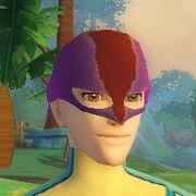 Insidious mask